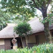 公開されている3軒の武家屋敷の中では一番下級の90石扶持の屋敷