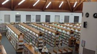 稲美町立いなみ文化の森図書館