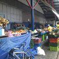 カルタゴ中央市場