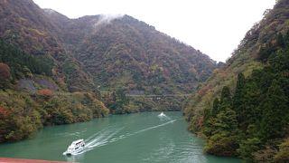 見事な峡谷