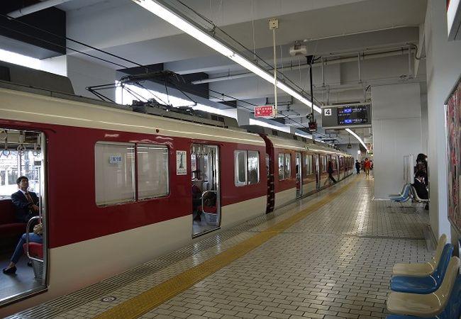 近鉄宮津駅