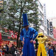 静岡の秋を代表するイベント・大道芸ワールドカップ