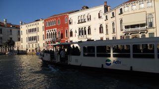 ベネツィアならでは・・