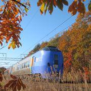 エルフィンロードでは秋を見つける旅(北広島駅にレンタサイクル)