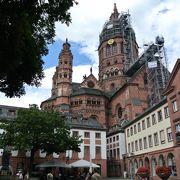 ドイツ三大大聖堂のひとつ