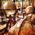 写真:地球儀博物館