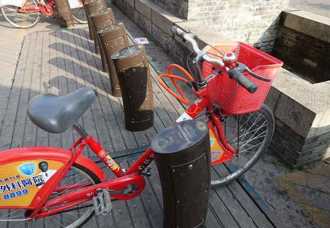 杭州 レンタサイクル