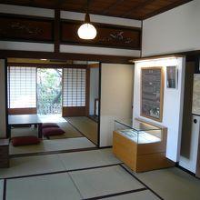 伊藤博文についての勉強もできます。