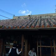 穴場の沖縄そば屋!