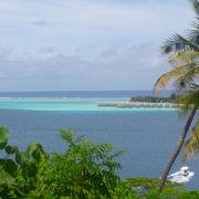 4WD ツアー (ボラボラ島)