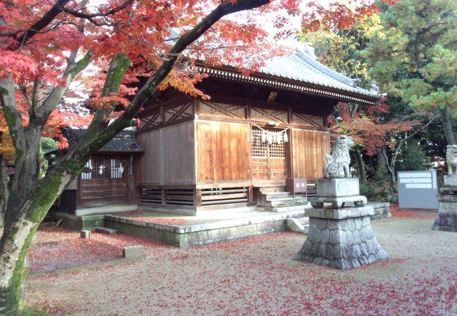 谷田神明社
