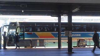 梅田などに行く際には「伊丹空港リムジンバス」