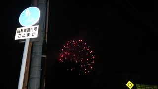 亀岡平和祭保津川花火大会