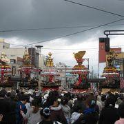 高岡の伝統的なお祭り
