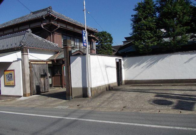 城下町の味噌屋さん