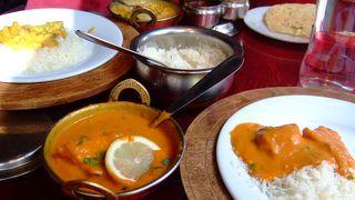 インディアン レストラン サフラン