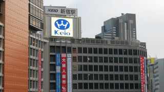 京王電鉄系列の百貨店