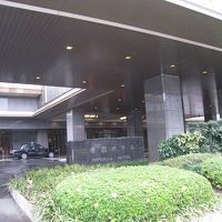『帝国ホテル東京』の玄関
