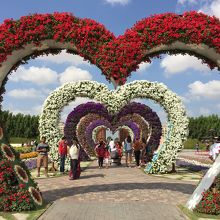 ドバイ ミラクル ガーデン