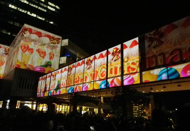 東京スカイツリータウン(R) ウインターフェスティバル ライトアート エンターテイメント