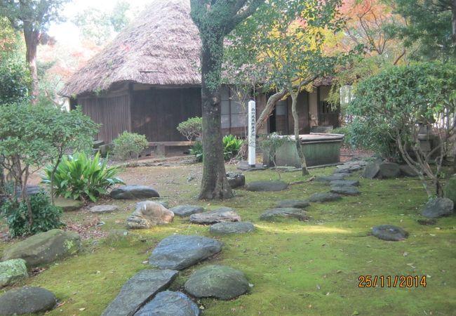 内藤記念館庭園