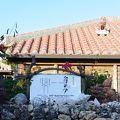 竹富島の集落にある宿
