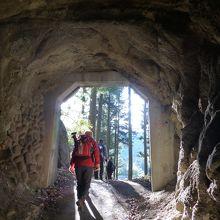坂トンネル