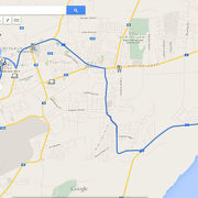 パガットケ−ブ 行き方と地図