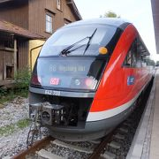 ドイツ国鉄でも遅延はあります。