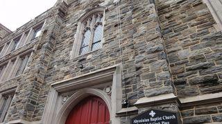 アビシニアン バプティスト教会