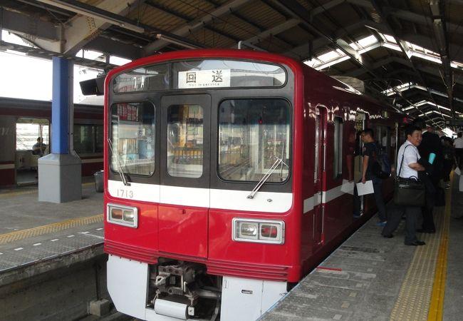 最寄り駅は糀谷駅