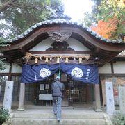 藤白王子跡や有間皇子神社があります
