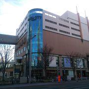西武百貨店浜松店の跡地を利用した浜松市内中心市街地に存する複合施設