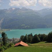 きれいな湖