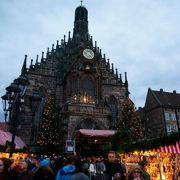 最大のクリスマスマーケット