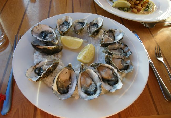 Hallam's Waterfront Seafood