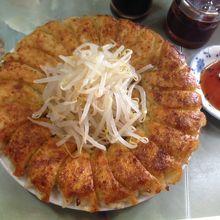 行列覚悟、浜松餃子の中では一番美味しいと思います