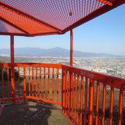 小さな子どもでも上がれる? 360°のパノラマを楽しめる無料の展望台