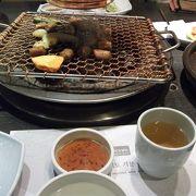 韓国で1番好きな焼肉屋