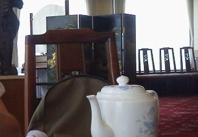 スカイホテル上の中華