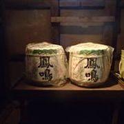 日本酒のブランド名、鳳鳴がおすすめです。館内で購入もできます。この施設、江戸時代のたたずまいと、歴史を感じさせる酒造り現場や道具類を見る事ができます。
