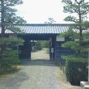 大河ドラマにも使われた徳川家ゆかりの庭園