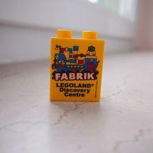 FABRIKの記念レゴ