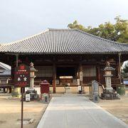 建物の配置がきれいなお寺