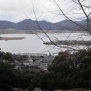 琵琶湖最大の内湖