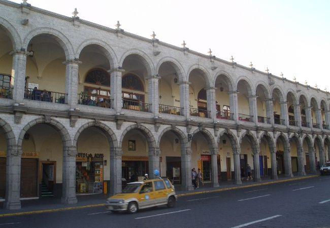 アレキパ市歴史地区