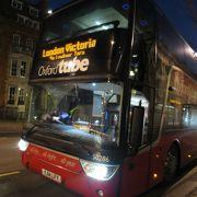 【裏ワザ】メガバス利用でイギリスをお得に旅しよう♪コイン一つで高速バスに乗る方法!(Mega Bus)