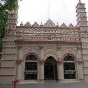 歴史のあるイスラム寺院