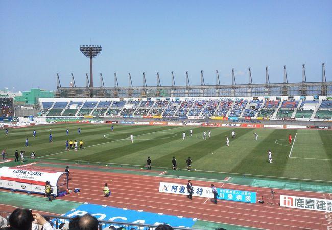鳴門 大塚スポーツパークポカリスエットスタジアム