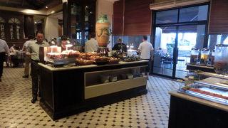 エレンボロー マーケット カフェ